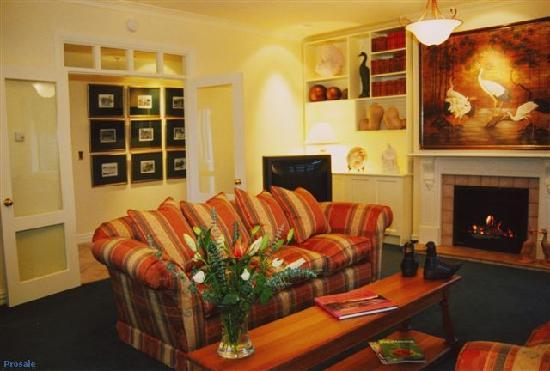 The Springs Luxury Bed and Breakfast: Guest Lounge