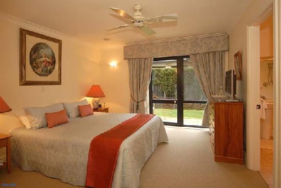 The Springs Luxury Bed and Breakfast : Rachel Guest Room
