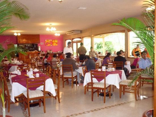Los Andes Hotel: Excelente Servicio