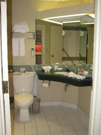 Residence Inn Ottawa Downtown: Bathroom
