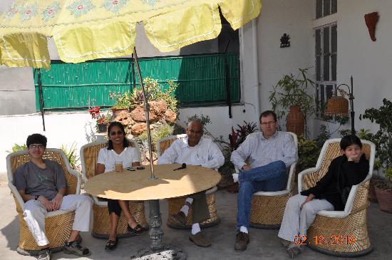 Jaipur Home Stay: Dilip's Garden
