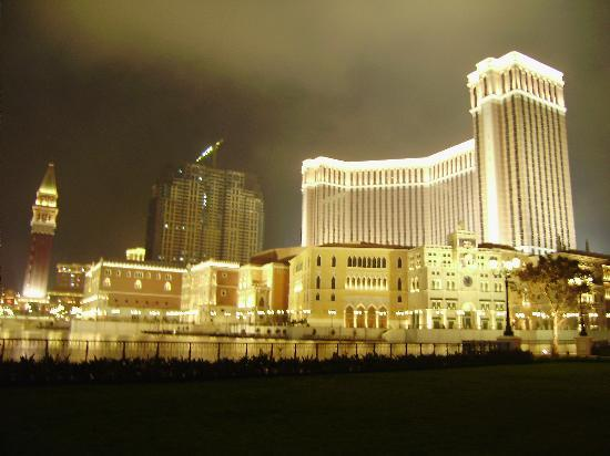 The Venetian Macao Resort Hotel: THE ゴージャス!