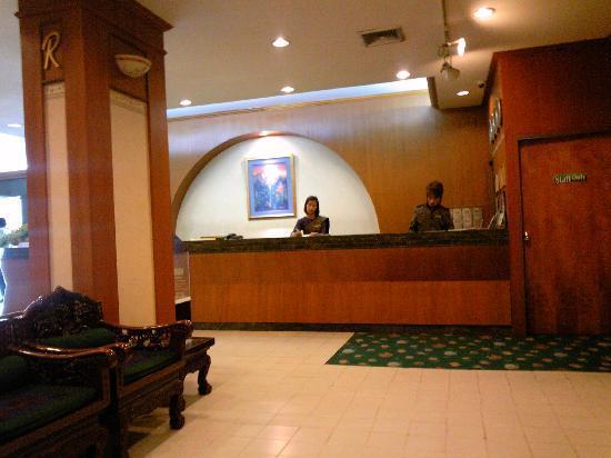 River Kwai Hotel : リバークワイホテル