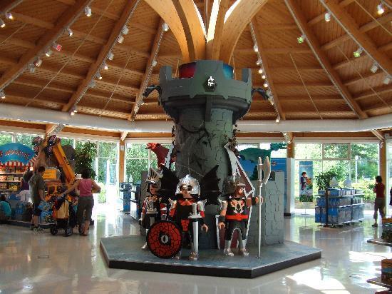 Zirndorf, Germany: The Playmobil store.