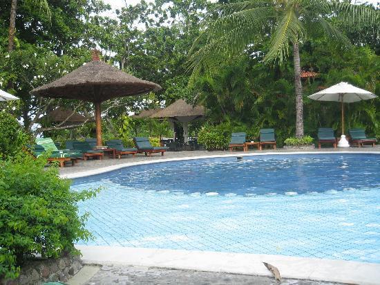 Melia Bali: the pool