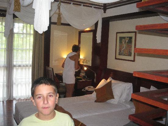Melia Bali: our room