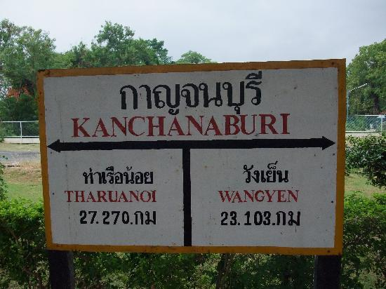 Thai-Burma Railway (Death Railway): 泰緬鉄道1