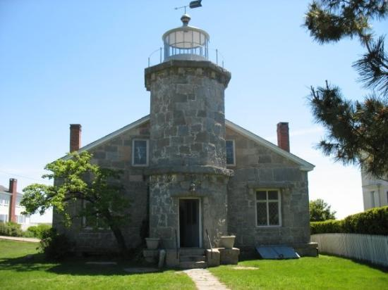 Old Lighthouse Museum : The lighthouse museum