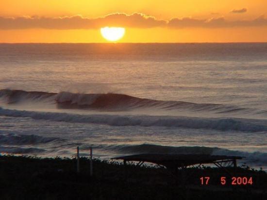 Φλοριανόπολις: ahhh    Praia Mole =]   Sunrise...
