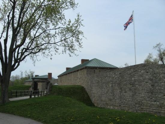 Old Fort Erie: Fort Erie