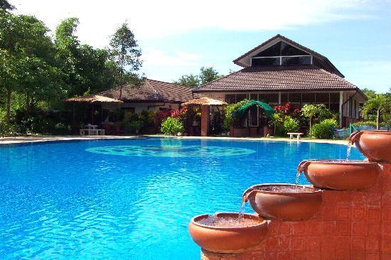 Tao Garden Health Spa & Resort: Pool
