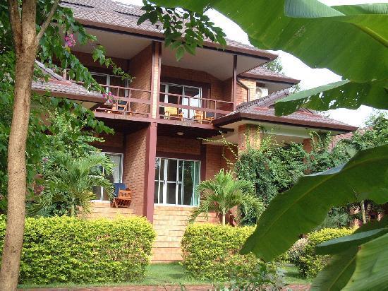 Tao Garden Health Spa & Resort: Unterbringung