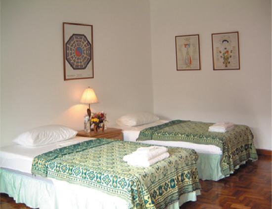 Tao Garden Health Spa & Resort: Zimmer
