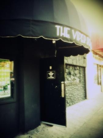 The Viper Room on the Sunset Strip. My hotel was a few blocks directly behind the place.