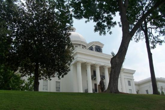 Alabama State Capitol building, Montgomery