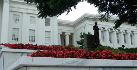 Alabama Capitol grounds, Montgomery