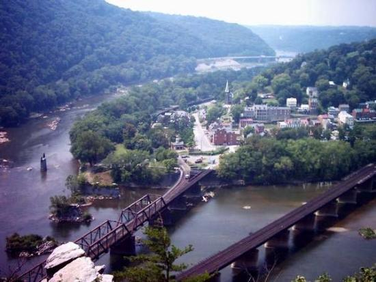 Harpers Ferry WVA Picture Of Harpers Ferry West Virginia - Trip advisor harpers ferry