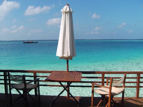 Baros Maldives: The view