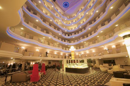 Eser Premium Hotel & Spa: Lobby