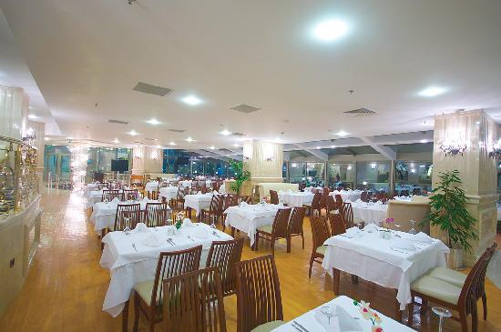 Eser Premium Hotel & Spa: Breakfast Lounge