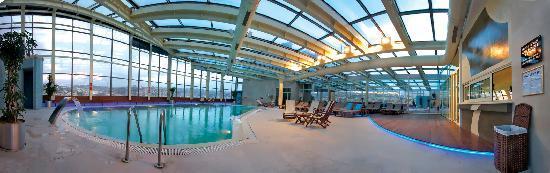 Eser Premium Hotel & Spa: Swimming Pool (indoor&outdoor)
