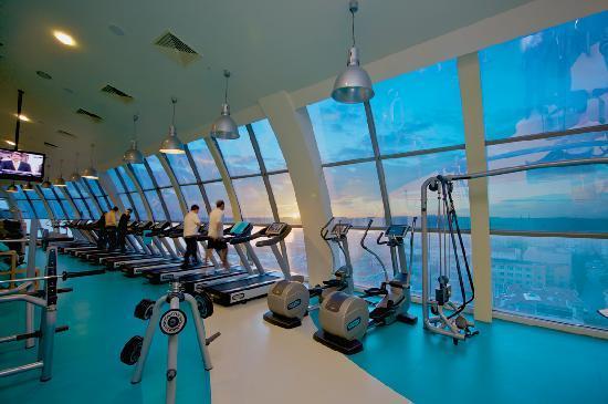 Eser Premium Hotel & Spa: Gym