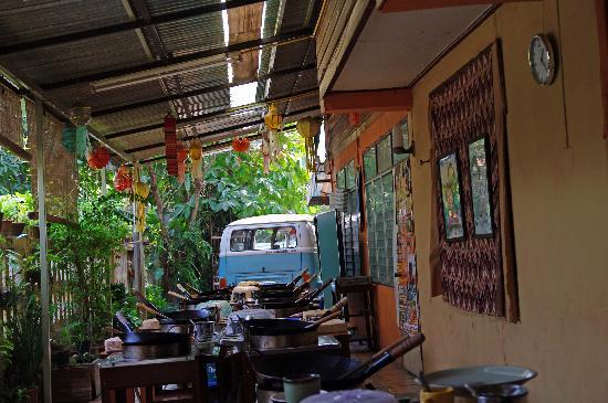Chiang Mai, Thailand: The Clasroom