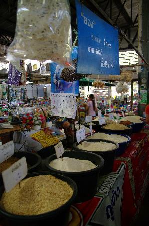 Chiang Mai, Thailand: Market Tour
