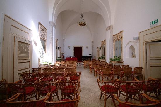 Museo Ignazio Cerio: sala conferenze