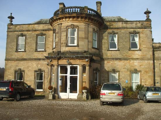 Hartforth Hall Hotel: Front of Hotel