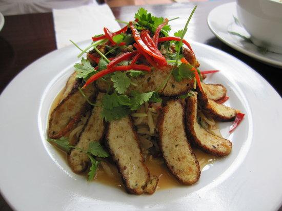 Romdeng : Fish cake salad