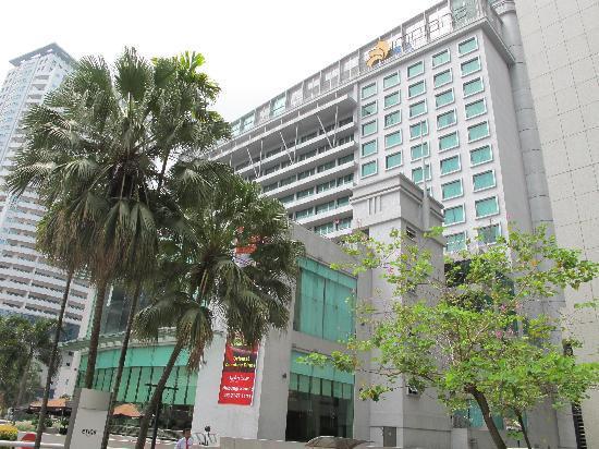 Impiana KLCC Hotel: my home in KL