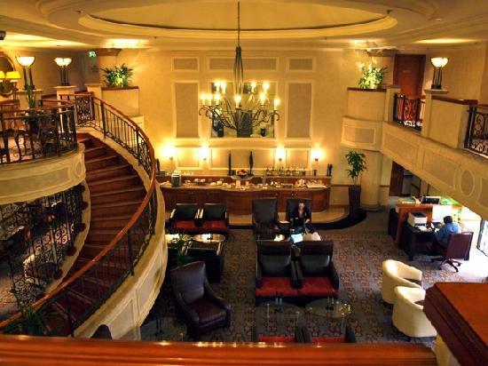 شيراتون بريتوريا هوتل: Club Lounge