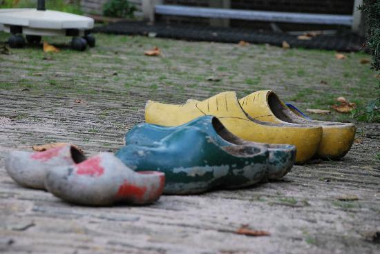 Zaanse Schans: la fabbrica degli zoccoli