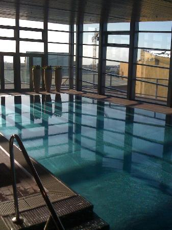 Grand Hyatt Berlin: Pool
