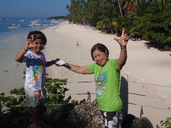 Alona Tropical Beach Resort: Best beach in Bohol