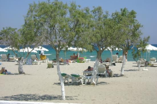 Tigaki, Greece: Beach