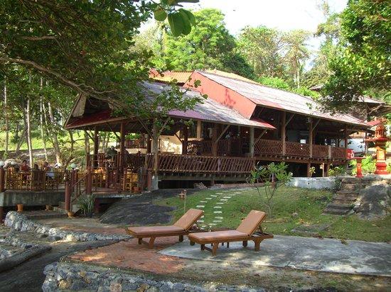 Khanom Hill Resort Restaurant : Khanom Hill Restaurant