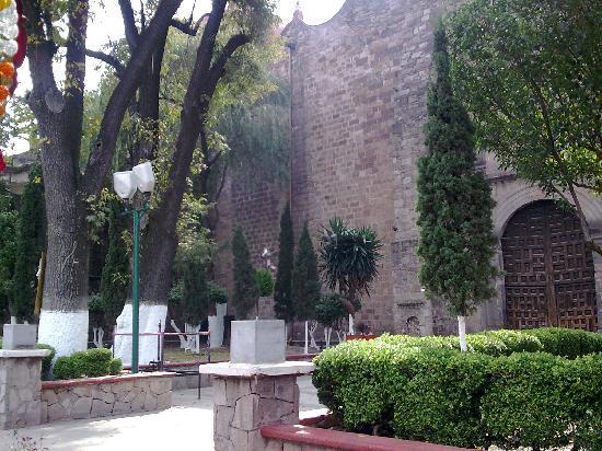 Mexico Catedral de Tlalnepantla 2