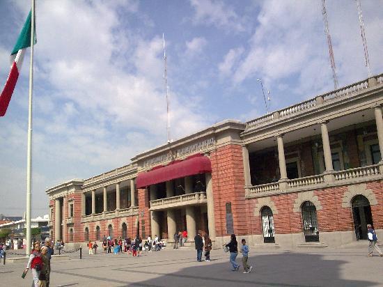 Mexico Palacio de Tlalnepantla 1