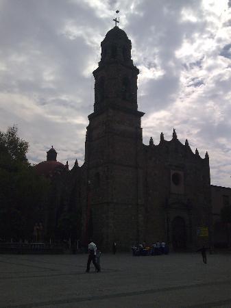 Mexico Catedral de Tlalnepantla 1