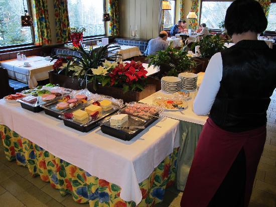 Seebichl Hotel: breakfast 1
