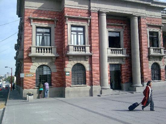 Mexico Palacio de Tlalnepantla 2