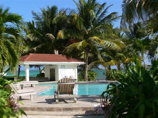 Paradise Villas Pool