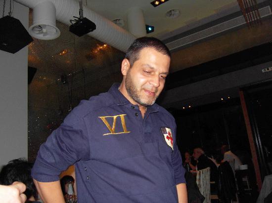 7 Thalasses : le Patron Leonidas Margiolis