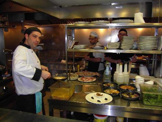 7 Thalasses : cuisine