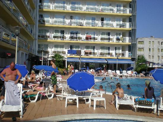 Hotel Mar Blau: personnel agreable