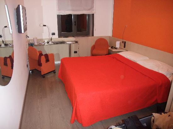 Hotel Mediolanum Milan: Double Room