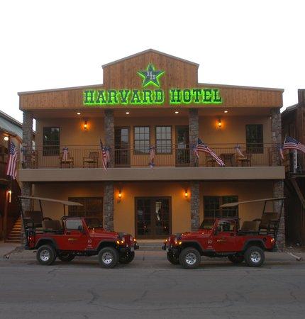 Photo of Harvard Hotel Fort Davis