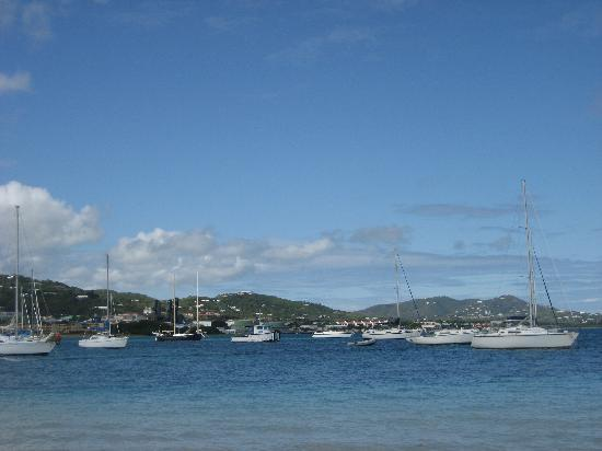 Club Comanche: Christiansted Harbor